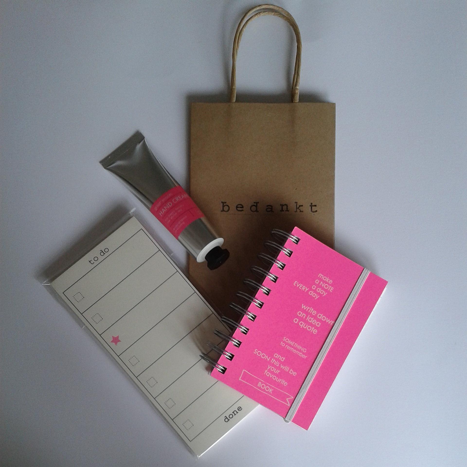 Gift bags la m me chose for Hema cadeautasjes