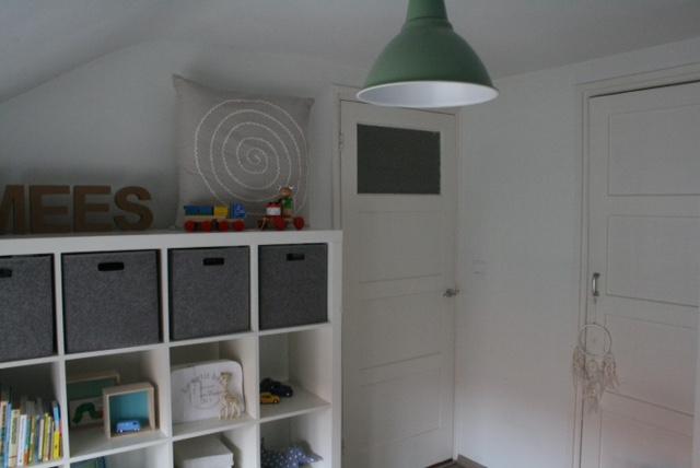 Kinderkamer inspiratie; de kamer van Mees - LA MÊME CHOSE